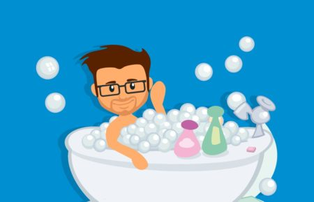 身体を温め血行を促進し、皮膚まで綺麗にしてしまう入浴方法をご紹介!